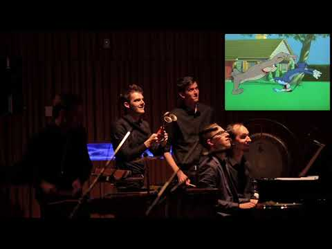 'Tom & Jerry Encore' live at Prague Conservatory