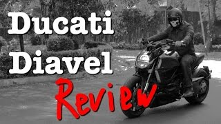 3. Ducati Diavel 2015 facelift and 2013
