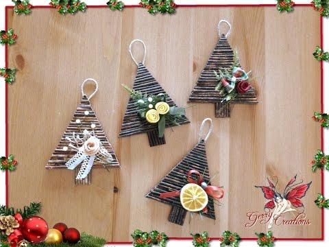 alberelli natalizi per decorazioni a muro
