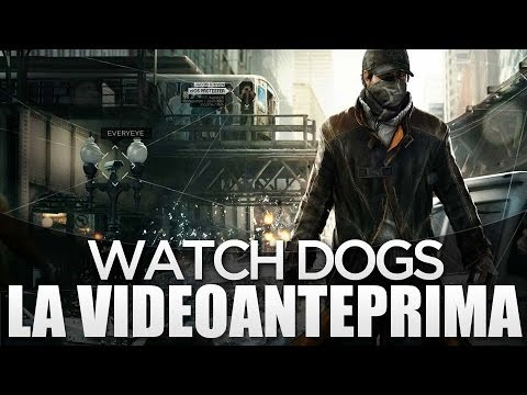 dogs - Anteprima PS4 in ESCLUSIVA ITALIANA di Watch Dogs : http://bit.ly/1gcNW3e La nostra video anteprima di Watch Dogs, l'atteso free roaming di Ubisoft in uscita...