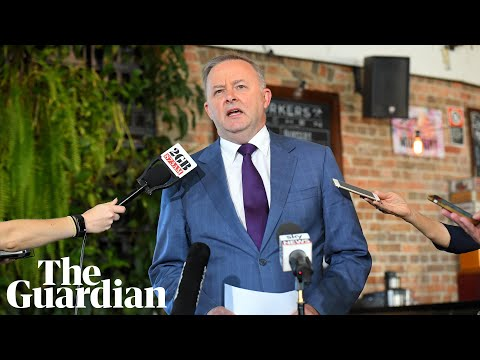 Anthony Albanese Announces His Leadership Bid