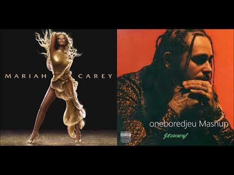 Video We Fell Apart - Mariah Carey vs. Post Malone (Mashup) download in MP3, 3GP, MP4, WEBM, AVI, FLV January 2017