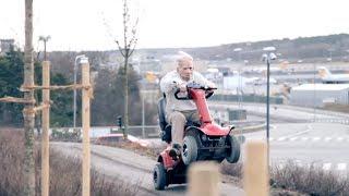 Szalony dziadek ze Szwecji