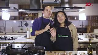 Back to Back Chef Menu Beef and Yolk untuk Pesta Tahun Baru