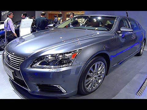 Lexus ls 600 2016 фотка