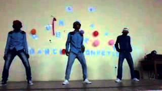 Karibib Namibia  city images : DANCE OR DIE BOY PERFORMING IN NAMIBIA KARIBIB