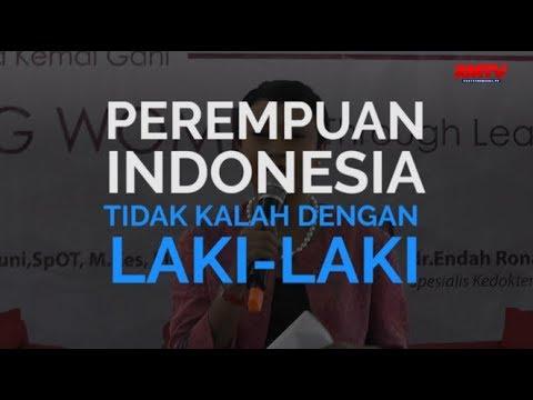 Perempuan Indonesia Tidak Kalah Dengan Laki-laki