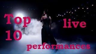 Rihanna  - Top 10 live performances