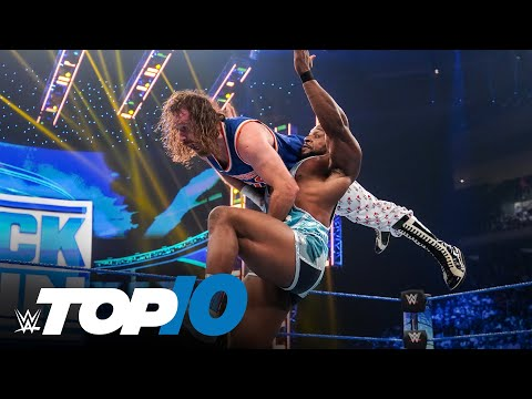 Top 10 Friday Night SmackDown moments: WWE Top 10, Sept. 10, 2021