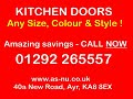 Discontinued Kitchen Doors and Drawers - How to buy Kitchen Doors Discontinued