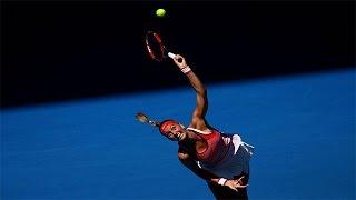 Luksika Kumkhum v Petra Kvitova highlights (1R) | Australian Open 2016