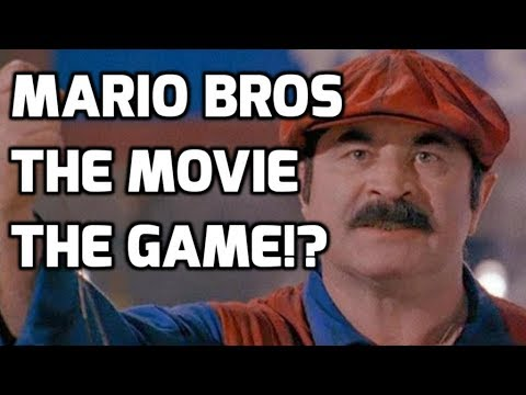 Super Mario Bros The Movie The Game!? - My Philips CDi Dream - THGM