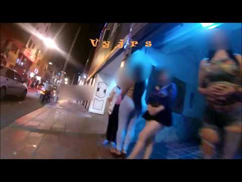 Prostitution Mexico DF Mexico City Nightclubs & Streets Workers Gopro Hero 6