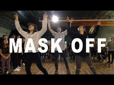 """MASK OFF"" - Future Dance || @MattSteffanina Choreography"