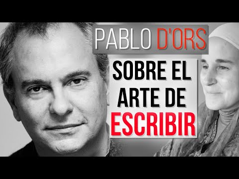 Literatura i espiritualitat. Pablo d'Ors parla presentant 'Peregrina', de Mardía Herrero