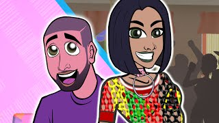 Video Rihanna ft. Drake - Work (CARTOON PARODY) MP3, 3GP, MP4, WEBM, AVI, FLV Januari 2018