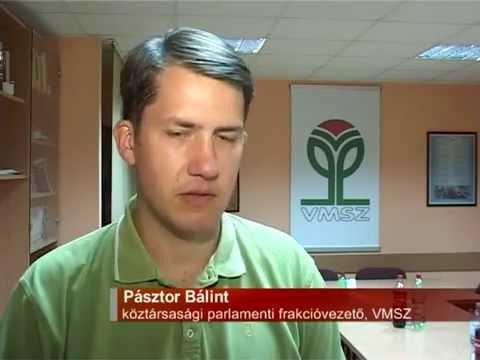 Híradó - A VMSZ nemmel szavazott-cover