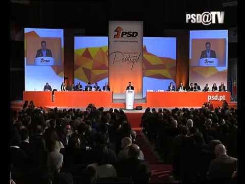 XXXV Congresso PSD - Intervenção de Jorge Moreira da Silva