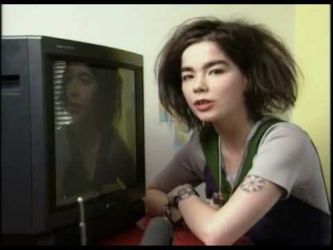 It s Young Bj rk Explaining How A Television
