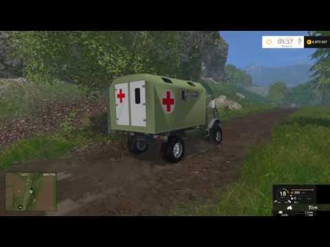 Unimog Bundeswehr Medical v1.1