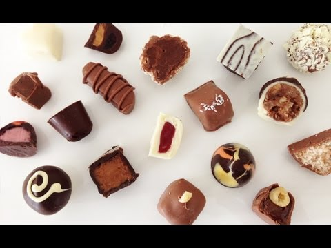 10 Best Chocolate Truffle Recipes HOW TO COOK THAT Ann Reardon Truffles Part 2