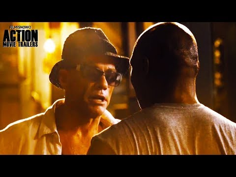 Jean-Claude Van Damme & Mike Tyson face-off in KICKBOXER RETALIATION Clip
