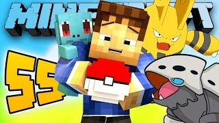 EPIC PIXELMON BATTLE FAIL! (Minecraft Pixelmon 2.5: Pokémon Mod Episode 55)