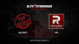 PR vs Secret, game 1