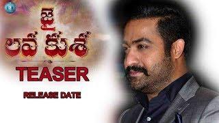 Jai Lava Kusa Teaser Release Date NTR  Rashi Khanna  K S Ravindra  Ready2release Jai Lava Kusa is an upcoming Telugu...