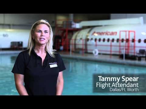 American Airlines - We recently celebrated the 80th anniversary of flight attendants at American Airlines. We're very proud of our history of service and look forward to continu...