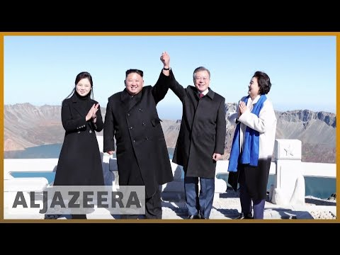 🇰🇵 🇰🇷 North Korea's Kim agrees to 'dismantle' key missile test sites | Al Jazeera English