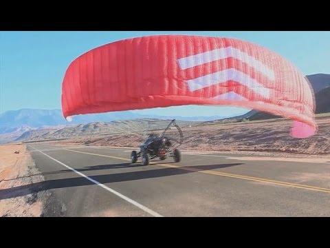 Έφτασε το «ιπτάμενο αυτοκίνητο» – science