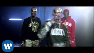 B.o.B vídeo clip Still In This B*tch (feat. T.I. & Juicy J)
