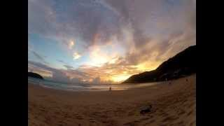 More Sunset Phuket Thailand Sept 2012