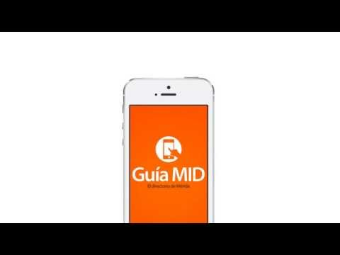 Video of Guia MID Directorio de Mérida