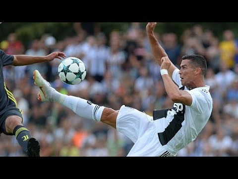 Το πρώτο γκολ του Ρονάλντο με την φανέλα της Γιούβε (video)…