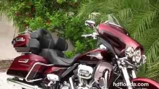 4. 2014 Harley Davidson CVO Ultra Limited - Used  Motorcycles for sale