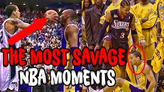 Video THE NBA'S TOP 12 MOST SAVAGE MOMENTS! MP3, 3GP, MP4, WEBM, AVI, FLV Mei 2019