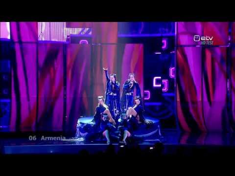 06.Armenia. Inga & Anush - Jan Jan HD