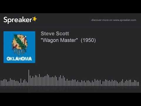 """Wagon Master""  (1950)"