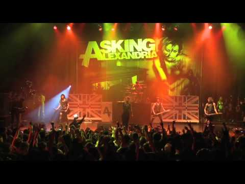 Asking Alexandria Breathless