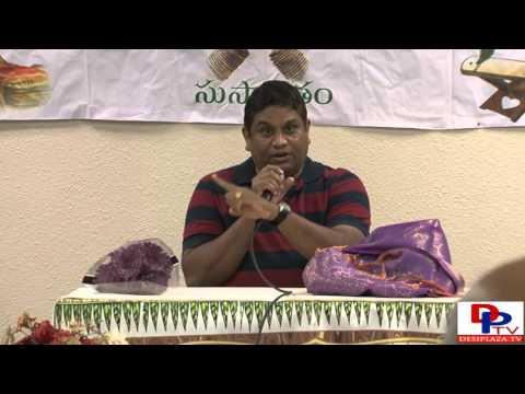 Part 2 99th Nela Nela Telugu Vennela- TANTEX Telugu Sahitya Vedika at Desiplaza Studio, Dallas