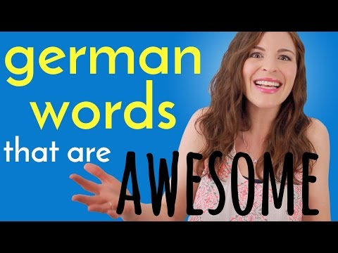 5 German Words That Don't Exist In English