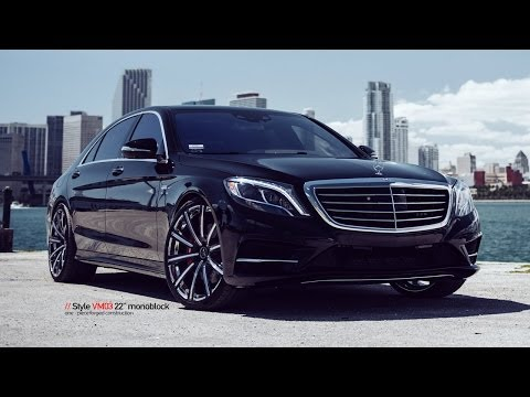 MC Customs Mercedes Benz S550