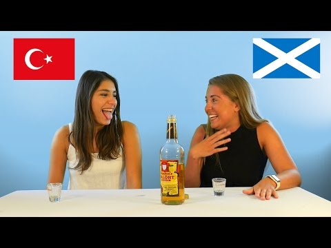 Different Countries Try Malort - The Worst Liquor Ever.