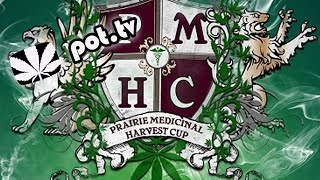Pot TV LIVE at The Prairie Medicinal Harvest Cup 2018 in Saskatoon by Pot TV