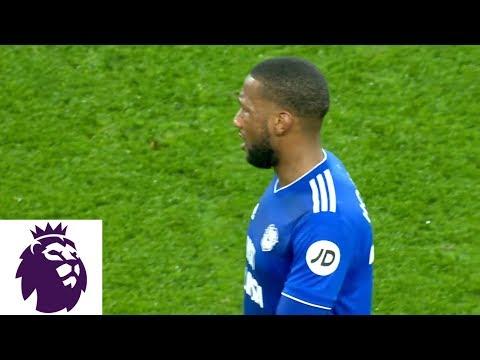 Video: Junior Hoilett's incredible goal gives Cardiff City hope v. Watford | Premier League | NBC Sports