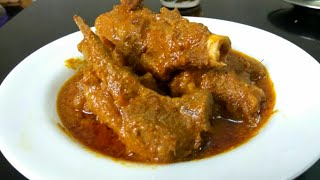 ingredients 500grm mutton 100grm curd 3-4 bay leaves 1 tbsp cumin seeds 1 tbsp poppy seeds 1 tsp coriander seeds 7-8 dry red chillies10-12 almonds 10-12 garlic buds 1 medium size onion 1.5 inch piece of ginger 1/4 tsp turmeric powder some pieces of cinnamon sticks 5-6 cloves 4 green cardamom 2 black cardamom 1 star anise 1/2 piece of mace 1/2 tsp cumin seeds8-10 black peppercorn 2 medium size onion slice so must try and send your feedback through comments dont forget to subscribe and like our videos and thanks for watching