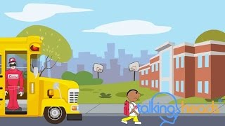 Custom Animation - Riding the School Bus