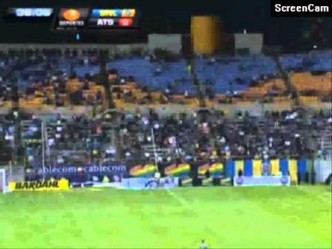San luis vs Atlas 2011 Paneo Estadio Alfonso Lastras